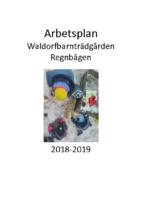 Arbetsplan 2018-2019