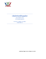 Likabehandlingsplan Waldorfbarnträdgården Regnbågen 2020